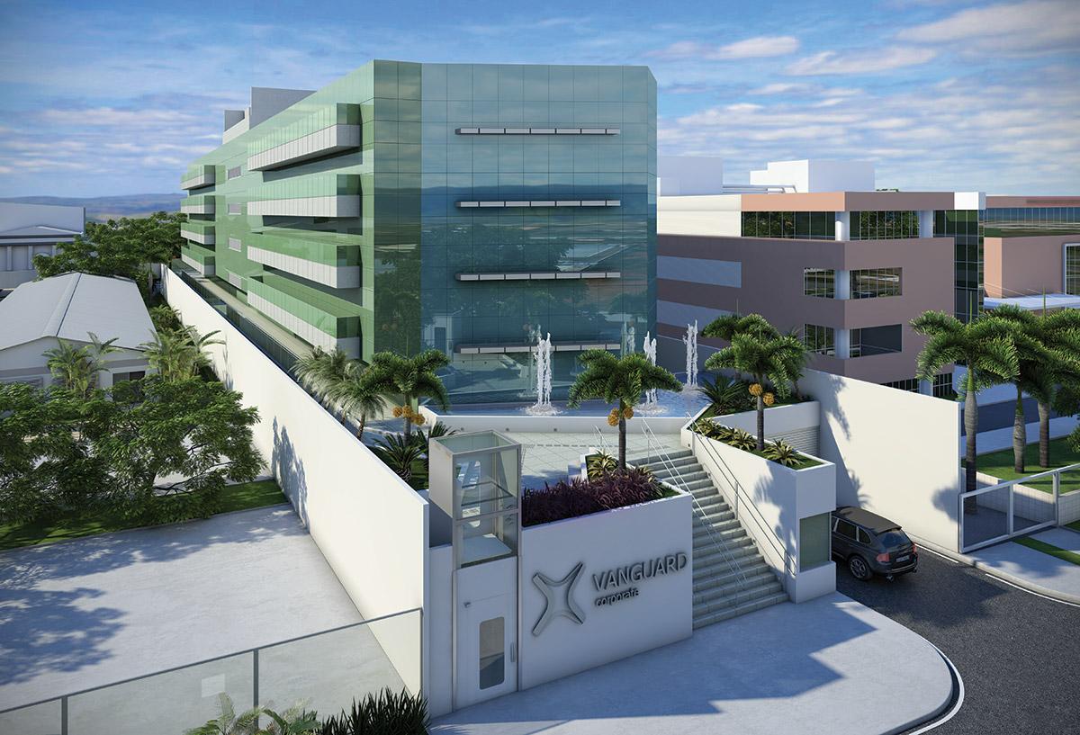 Fachada Vanguard Corporate